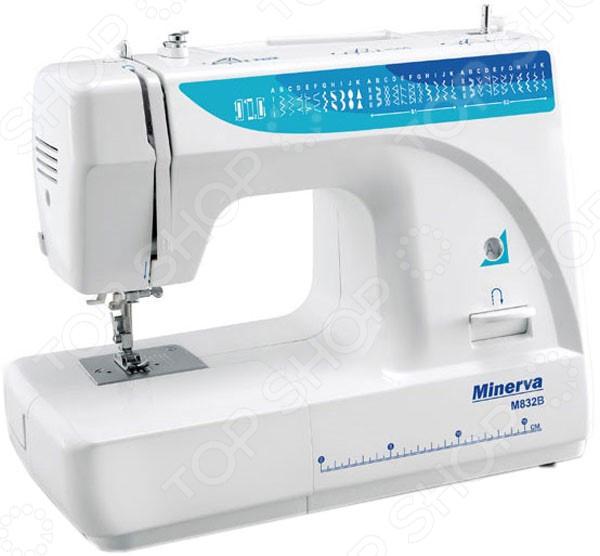 Швейная машина Minerva M832B 1