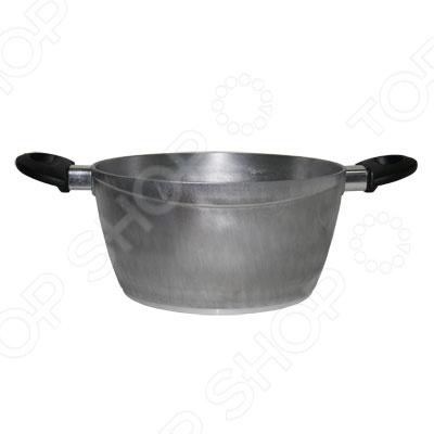 Кастрюля с крышкой Bohmann SMS-9024 посуда кухонная