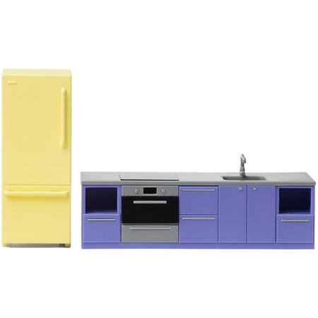 Купить Мебель для куклы Lundby «Базовый набор для кухни»