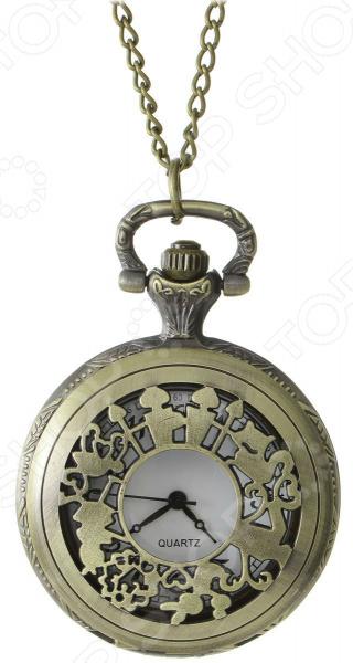 Кулон-часы Mitya Veselkov «Зазеркалье»