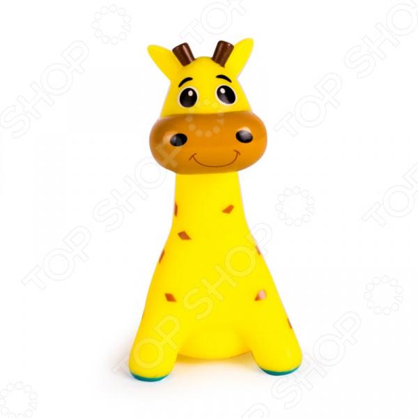 Игрушка для ванны детская Happy Snail «Жираф Спот»