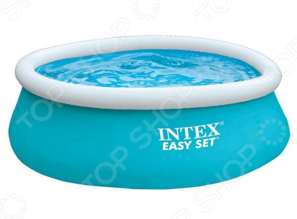 Бассейн надувной Intex Easy Set надувной бассейн intex easy set 3 05х0 76м 56922 28122 28122np