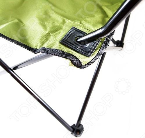 Кресло кемпинговое раскладное с подлокотниками BOYSCOUT в чехле 2