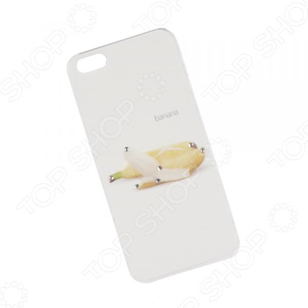 Чехол для iPhone 5/5S/SE Macuus «Банан»