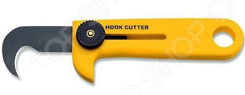 Нож с лезвием-крюком OLFA OL-HOK-1