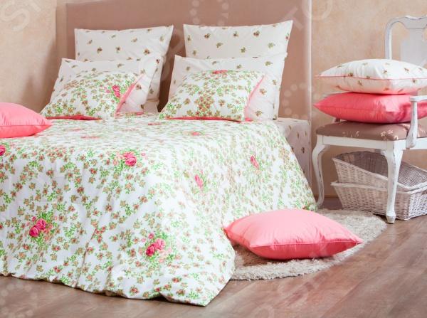 Комплект постельного белья MIRAROSSI Monica комплекты белья linse комплект белья