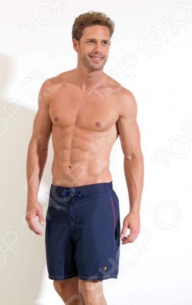 Шорты мужские пляжные BlackSpade 8015. Цвет: темно-синий