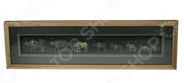 Коллаж настенный «Слоны» 126527 - артикул: 941054