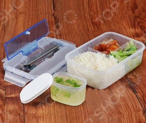 Ланч-бокс универсальный Lunch Box бокс рский мешок не наполненный