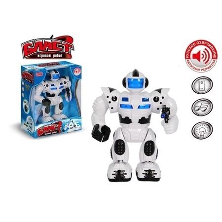 Купить Игрушка-робот Zhorya «Бласт»