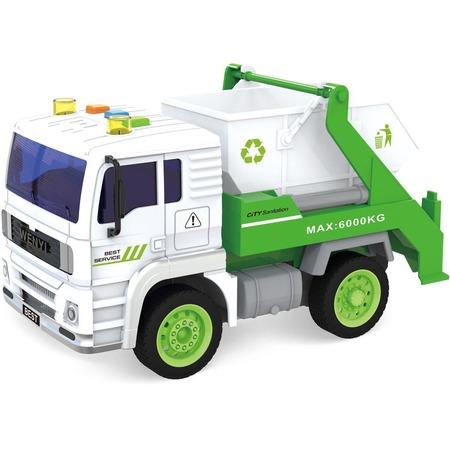 Купить Машинка игрушечная Taiko «Мусоровоз» B2006