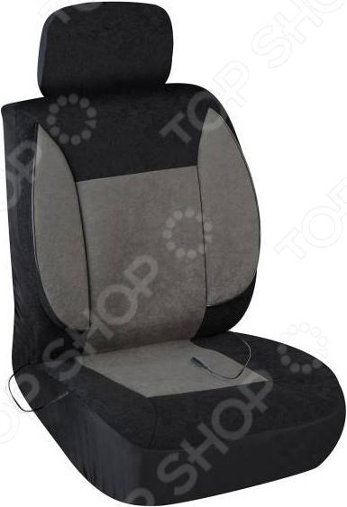 Чехол для сиденья с подогревом и терморегулятором SKYWAY S02202006