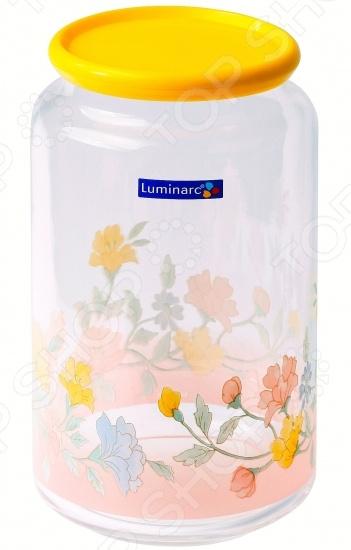Банка для сыпучих продуктов Luminarc Rondo Elise