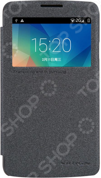 Чехол Nillkin LG L60 X145 nillkin чехол книжка для lg l60 x145 sparkle leather case