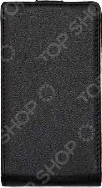 Чехол-флип skinBOX LG L5 skinbox флип кейс zte blade x5