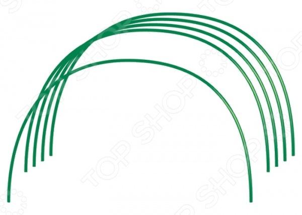 Набор дуг для парника АМЕТ зажим для крепления пленки к каркасу парника garden show диаметр 20 мм 10 шт