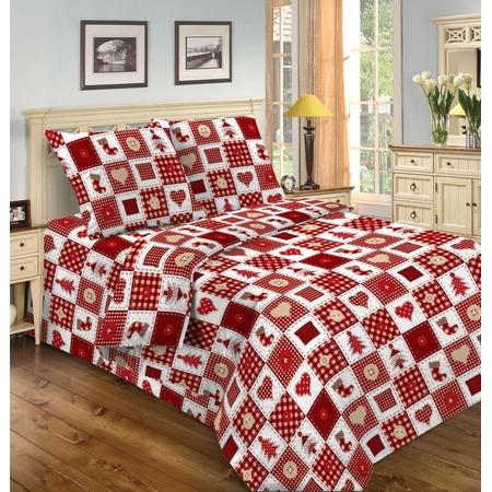 Купить Комплект постельного белья DIANA P&W «Новогодняя мозаика»