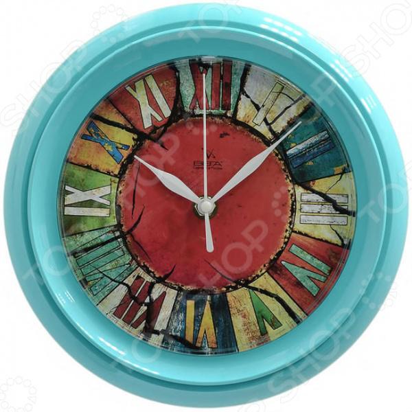 Часы настенные Вега П 6-16-27 «Калейдоскоп»
