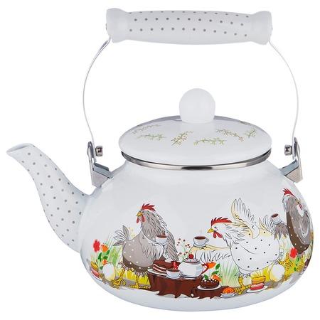 Купить Чайник эмалированный Arti-M 934-376