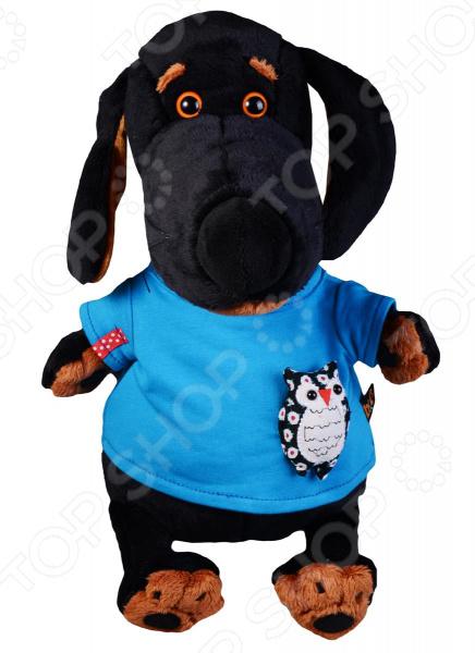 Мягкая игрушка BUDI BASA «Ваксон в футболке с совой»