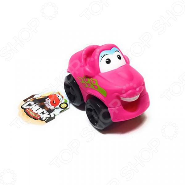 Машинка игрушечная Chuck & Friends «Флеймс»
