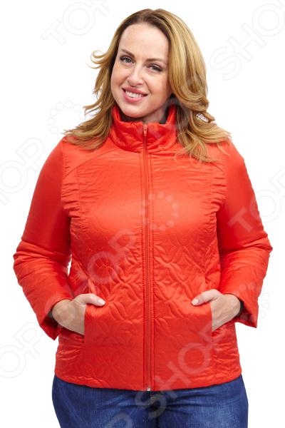Куртка СВМ-ПРИНТ «Фотина». Цвет: красный
