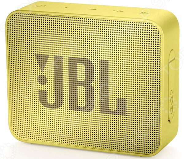 Система акустическая портативная JBL Go 2 Система акустическая портативная JBL Go 2 /Желтый