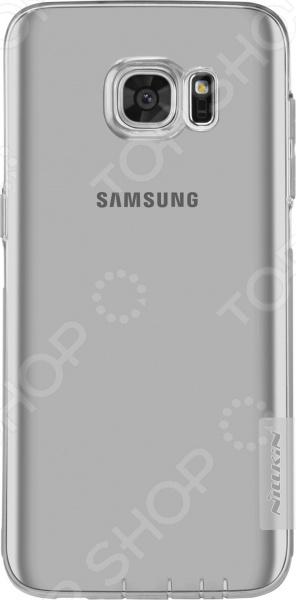 Чехол защитный Nillkin Samsung Galaxy S7 Edge чехлы для телефонов nillkin samsung galaxy s6 edge nillkin victoria series