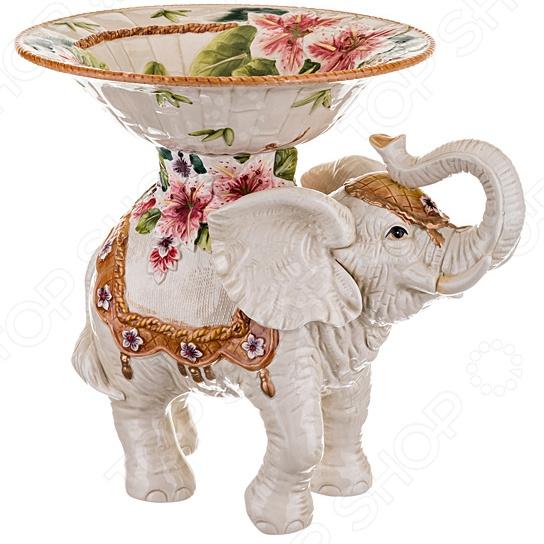 Фруктовница Lefard «Слон» 59-608 lefard фруктовница kenya 20х22х35 см