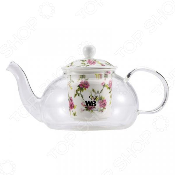 цены Чайник заварочный Wellberg 6869 WB
