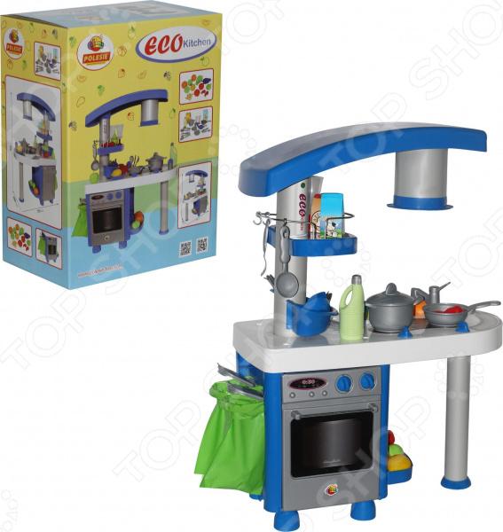 Кухня детская с аксессуарами Coloma Y Pastor Eco детская кухня coloma y pastor набор кухня marta в пакете