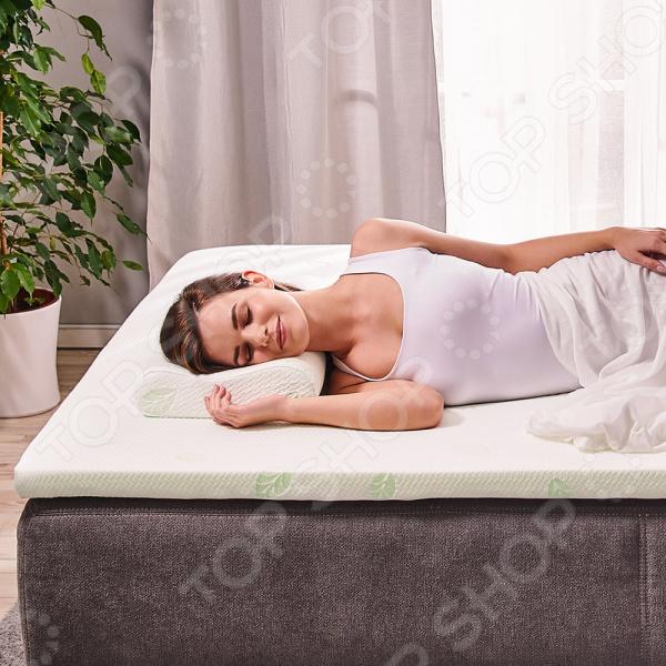 Комплект: топпер и подушка Dormeo «Магия Сна»