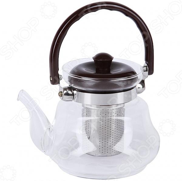 Чайник заварочный Rosenberg RGL-250025 чайник заварочный rosenberg rgl 250019 1 1l