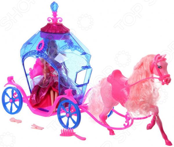 Карета для куклы Jinni
