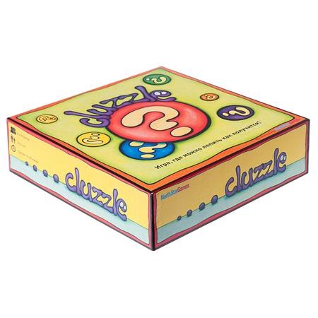 Настольная игра Мосигра Клазл (Cluzzle)