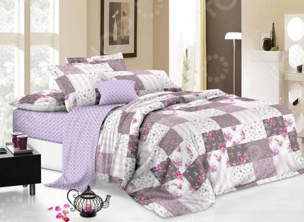 Zakazat.ru: Комплект постельного белья Cleo 014-PC. 1,5-спальный