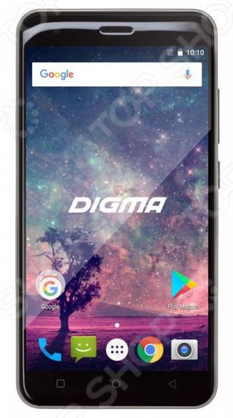 Смартфон Digma Vox G501 4G 16Gb смартфоны digma смартфон flash 4g vox белый