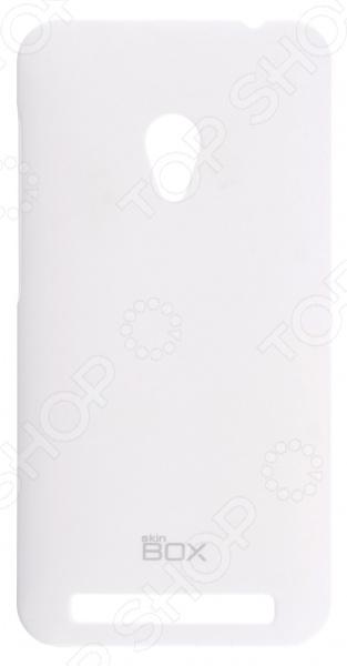 Чехол защитный skinBOX ASUS ZenFone 4 A450CG чехлы накладки для телефонов кпк beard asus zenfone zenfone5 4 5 a450cg