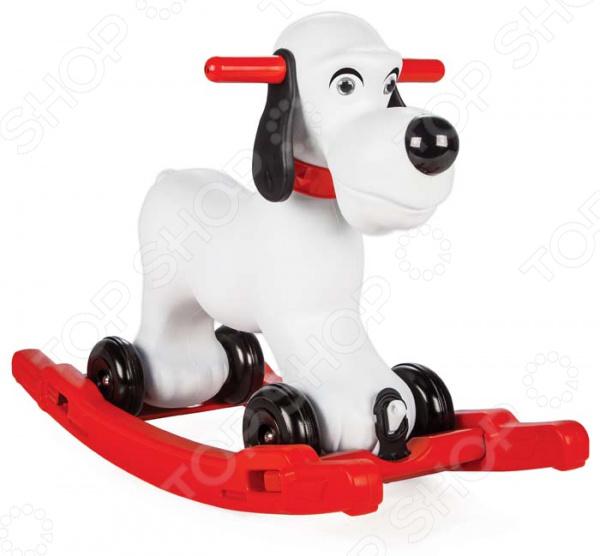 Качалка детская PILSAN Cute Dog pilsan pilsan каталка качалка cute dog в пакете
