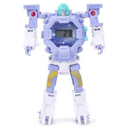 Купить Часы детские «Робот-трансформер»