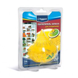 Поглотитель запаха для холодильника «Лимон»