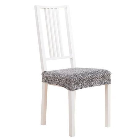 Комплект натяжных чехлов на сиденье стула Еврочехол «Коста»