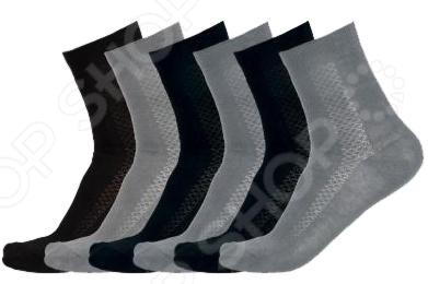 Набор носков на каждый день «МесяцОК». Мужской набор