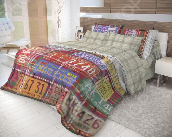 Комплект постельного белья Волшебная ночь Nevada