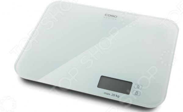 Весы кухонные CASO L 20 caso l 20 white кухонные весы