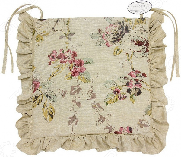 Подушка на стул Naturel «Анастасия» Naturel - артикул: 1596893