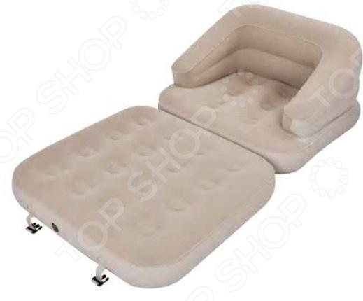 Кресло-кровать надувное Relax 5in1 Multifunctional Sofa Bed Single