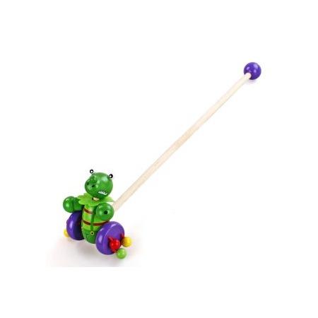 Купить Каталка для малыша Mapacha «Динозаврик»