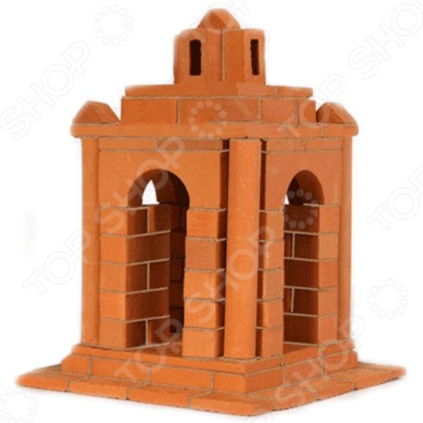 Конструктор из глины Brick Master 303 «Беседка»
