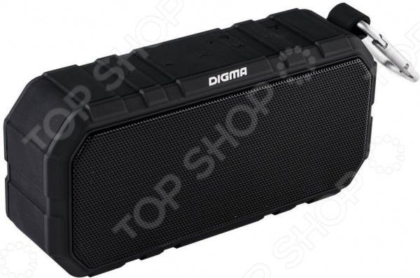лучшая цена Система акустическая портативная Digma S-40